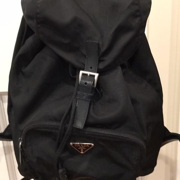 e66ca664b066 spain prada backpack. listing price 200 63d7f 07e04